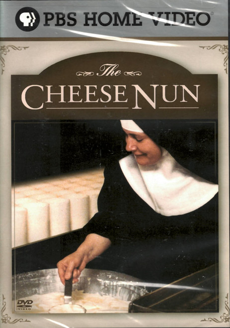 The Cheese Nun DVD (PBS)