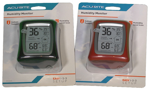 Acurite Digital Thermometer & Hygrometer
