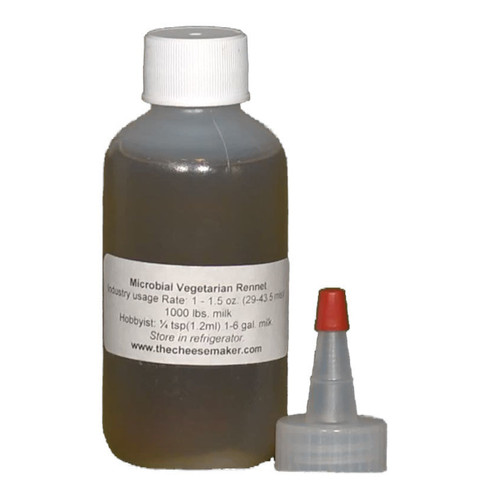 Liquid Rennet (Microbial Coagulant)
