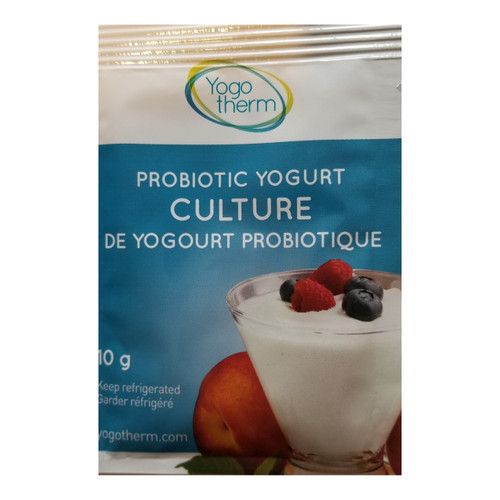 Probiotic-Yogotherm Yogurt