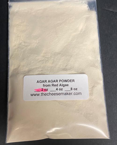 2 oz Pack Agar Agar Powder