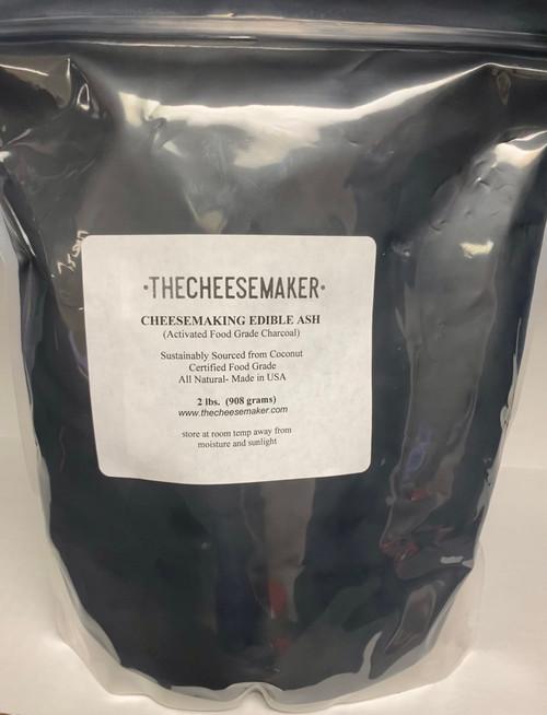 Cheesemaking Edible Ash
