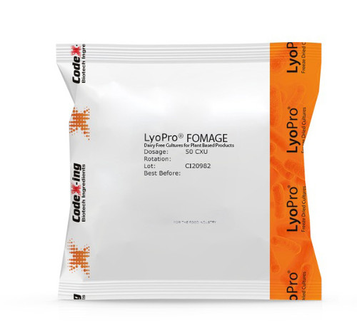 WHOLESALE 5 PACKS LyoPro FOMAGE Vegan Cheese Culture 5 Packets
