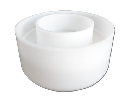 Artisan Series  Hard Cheese Mould w Lid/Follower  ;               (2 kg Medium)