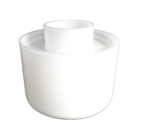 Artisan Series  Hard Cheese Mould w Lid/Follower  ;               (3-4 kg  Large)