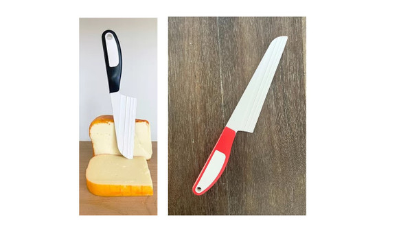 The Soft Cheese Knife (2 Sizes)