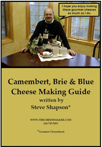 The CheeseMaker Guide - Printed Hard Copy