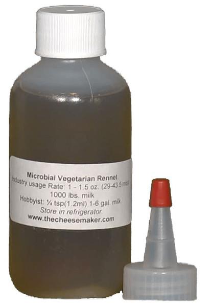 Liquid Rennet(Microbial Coagulant)-Wholesale-10 Units