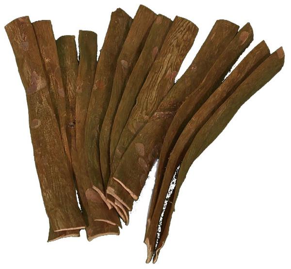 Spruce Bark Straps