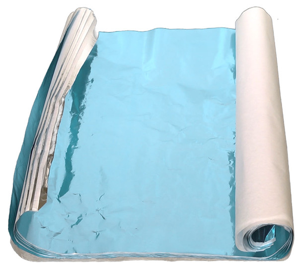 Blue Cheese Foil Wrapping Sheets Five Sheets