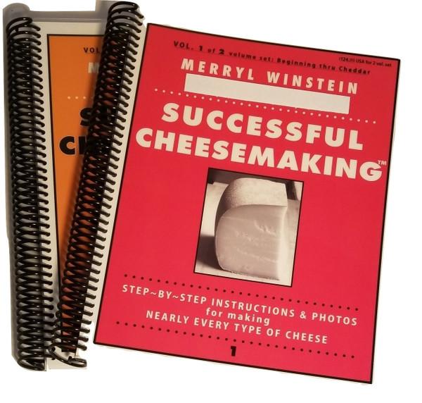 Successful Cheesemaking® 2-volume set