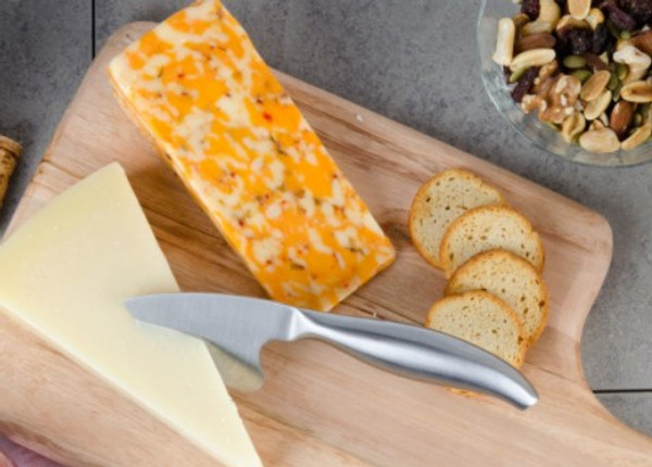 """Stainless Steel HARD CHEESE KNIFE 7.5"""""""
