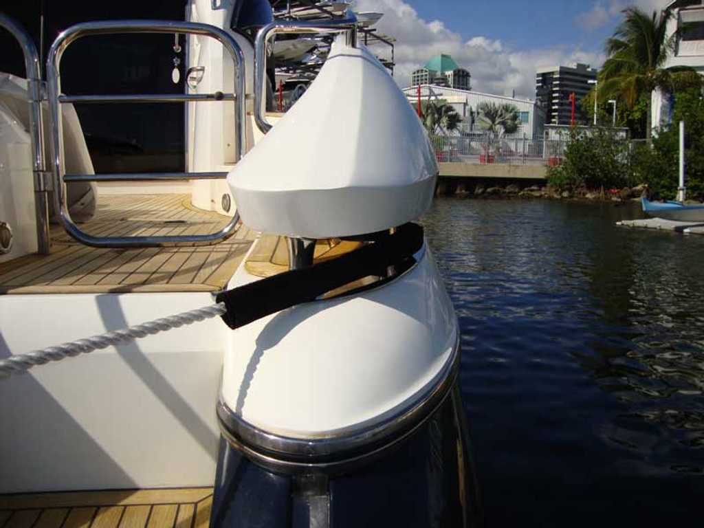Chafe-Pro Megayacht Series Chafe Protection