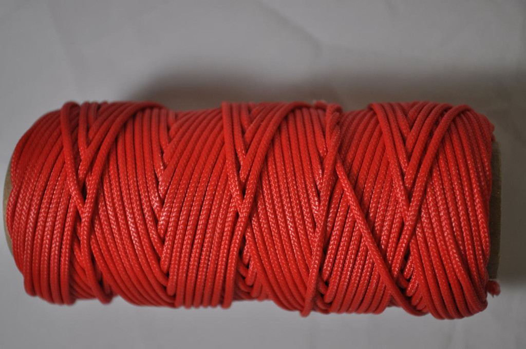 Handy Hundred Cord in Flash Red