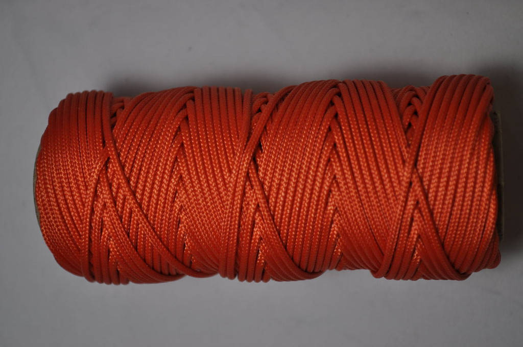 Handy Hundred Cord in Hot Orange