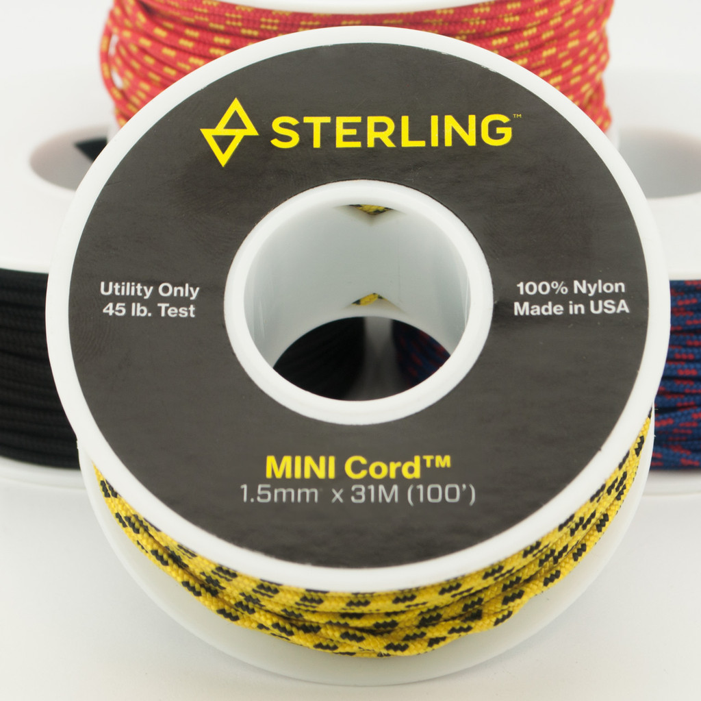 Sterling 1.5mm Accessory  Prusik cord Full Spool