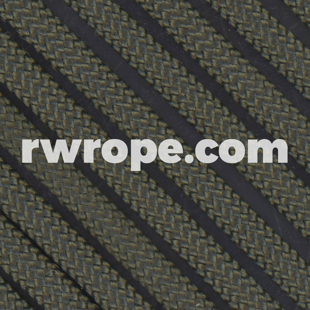 paracord 550 in olive drab