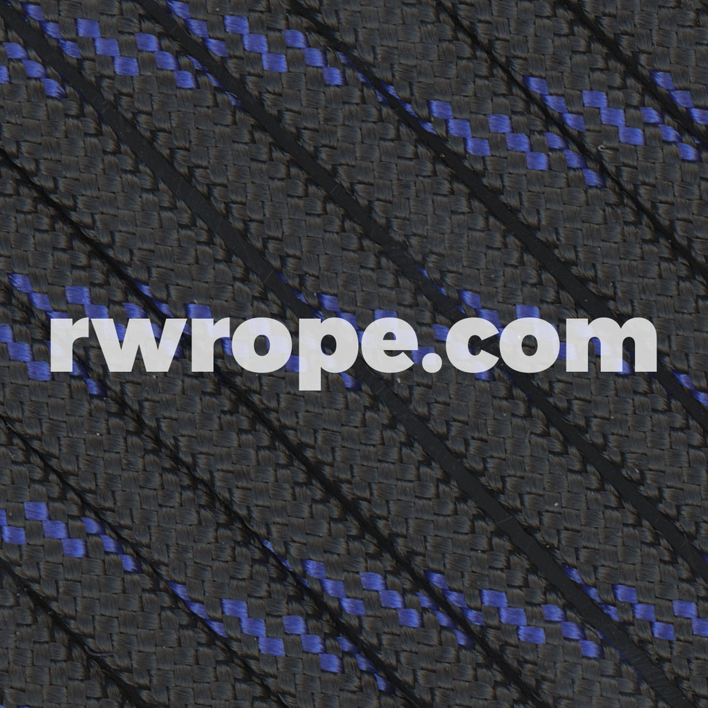 Paracord 550 in Thin Blue Line