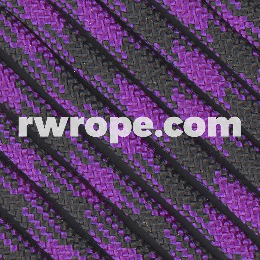 Paracord 550 in Barney Goes Brite Goth