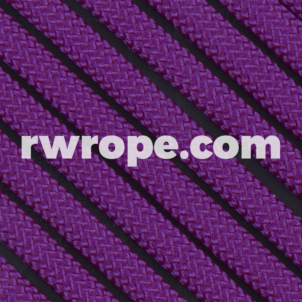 Paracord 425 in Neon Purple.