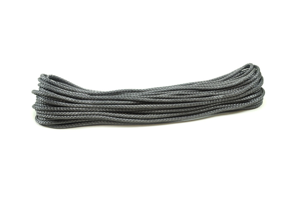 "New England Ropes Endura 12 - 12 Strand 3/16"" Gray"