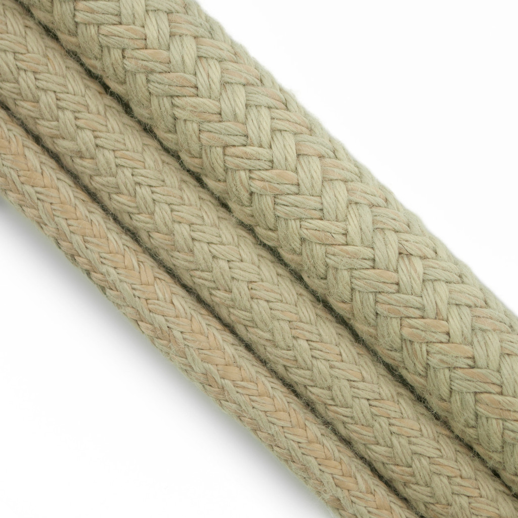 Endura Braid Classic Tan Dyneema / Polyester Double Braid Rope