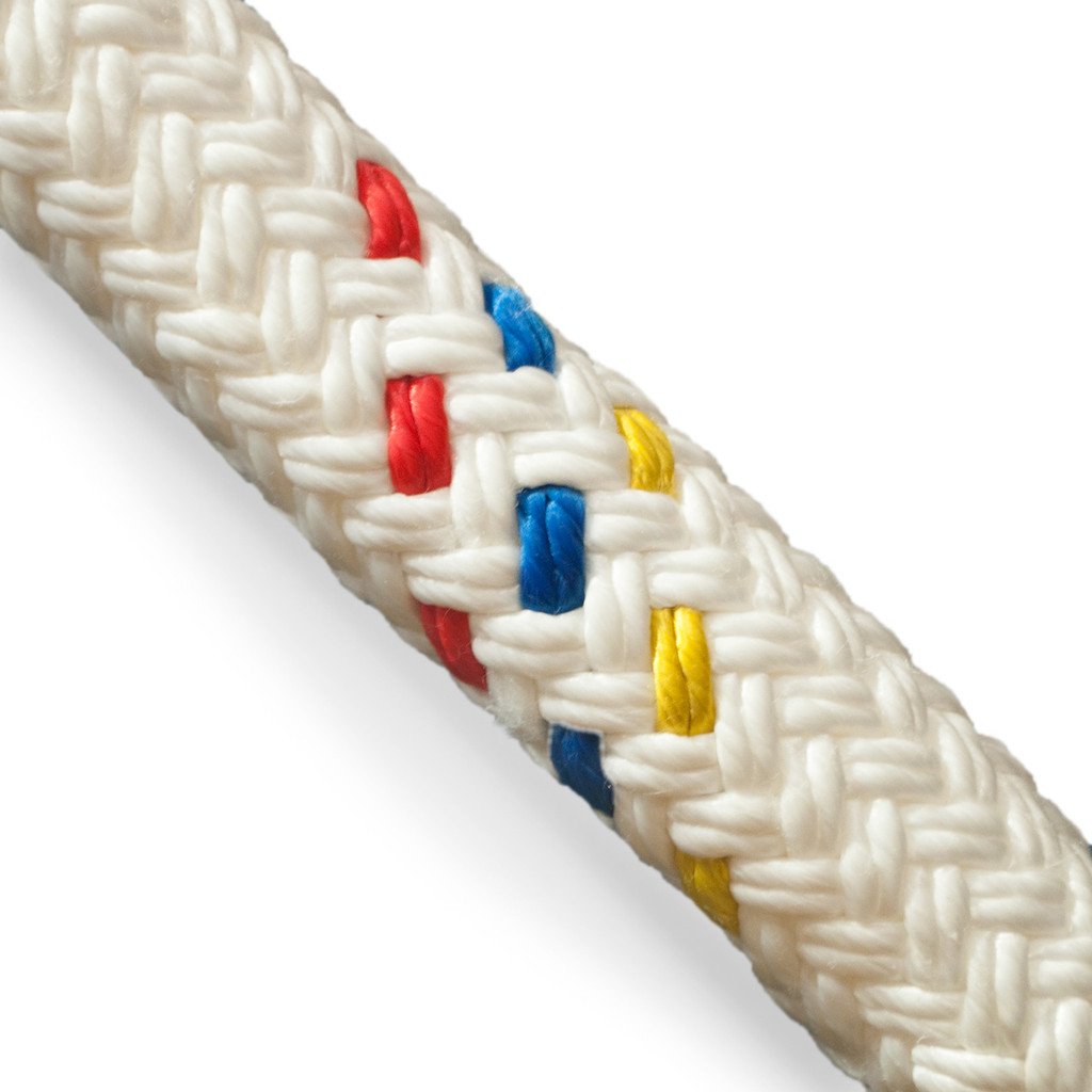Large Double Braid nylon rope