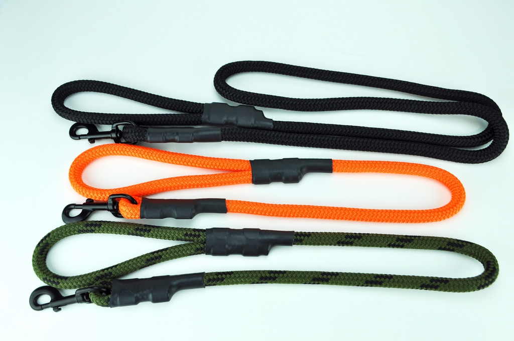 Rope Dog Leash- Polyester Double Braid