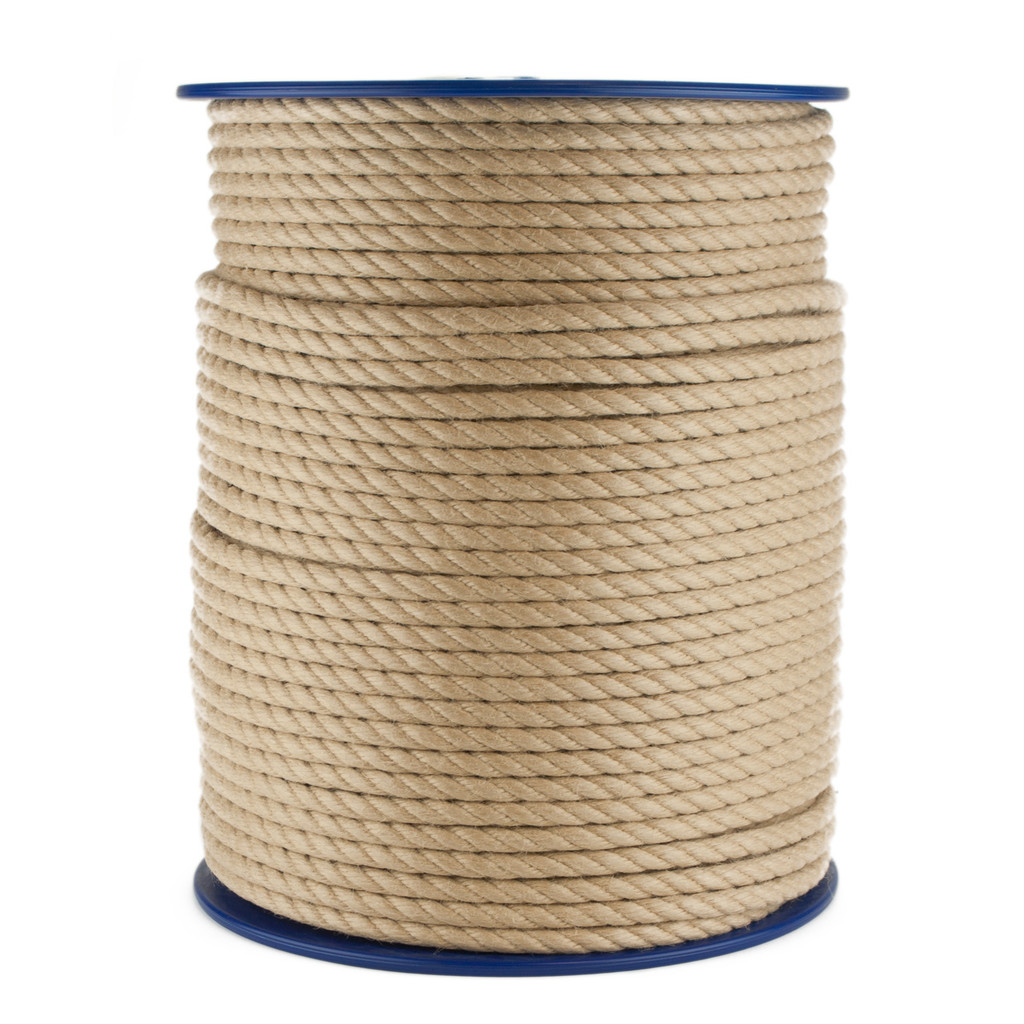 Hempex synthetic hemp rope spool