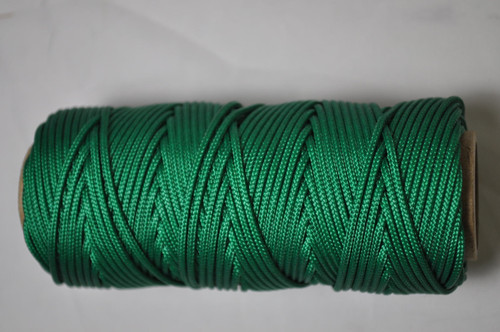 Handy Hundred Cord in Emerald Green