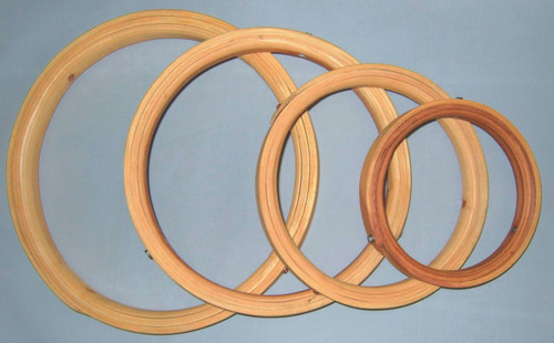 Davey & Company Traditional Ash Mast Hoops