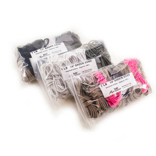 "1/8"" Shock Bungee Cord - Bagged"