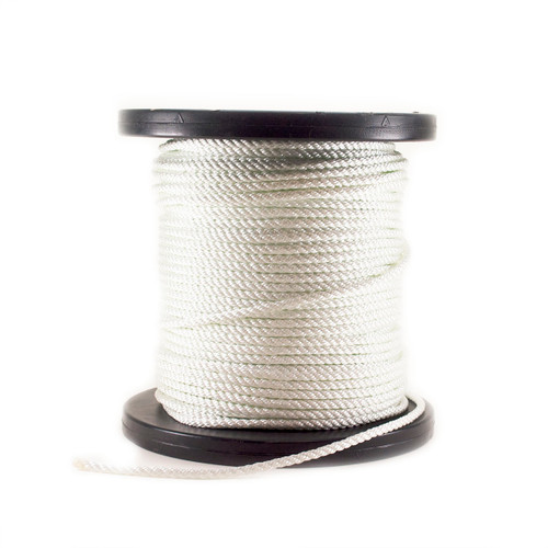 "Nylon 3 Strand Rope - 5/16"" diameter"
