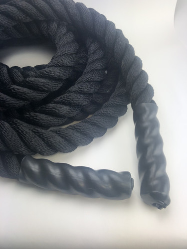 "Battle Rope  - Polydac with Chafe Protection (1-1/2"")"