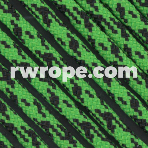 Paracord 550 in Neon Green Camo