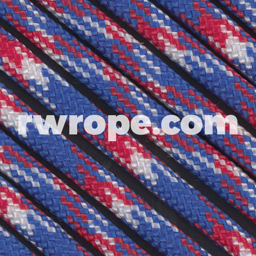 Paracord 425 in Red, White & Blue Camo.