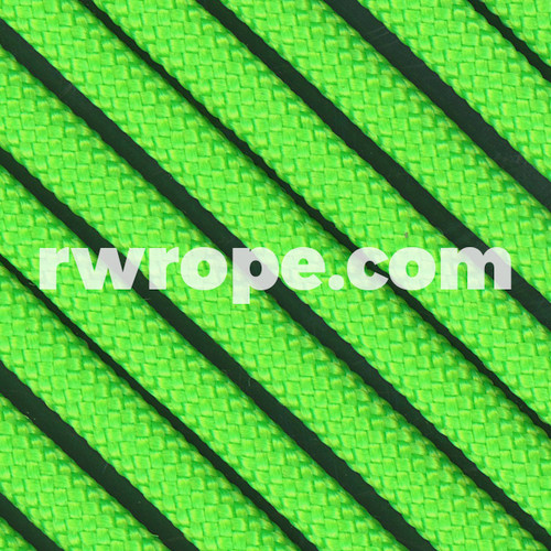 95 Paracord Type 1 in Neon Green.