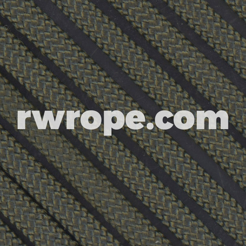 Paracord 750 Oversized in Olive Drab.