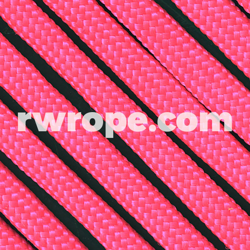 Paracord 750 Oversized in Neon Pink.