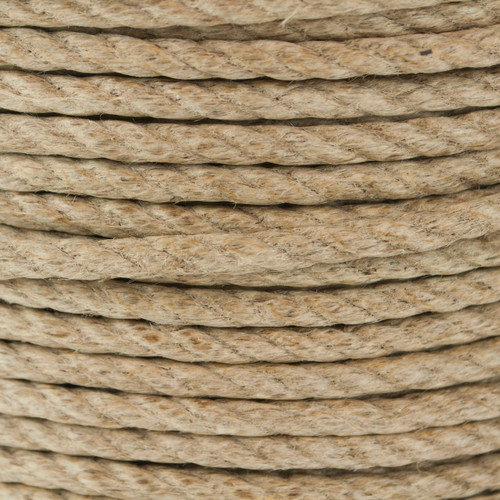 Polished Hemp-2mm, 3mm, 4mm spools.