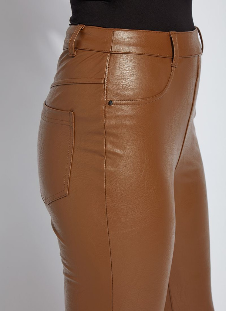 EARTHEN LEATHER PANT