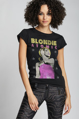 BLONDIE ATOMIC STARS TEE