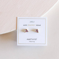 AMETHYST MINI ENERGY GEM