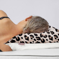 LEOPARD TOWEL PILLOWCOVER