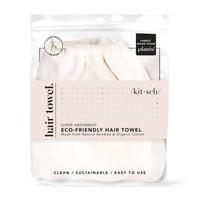 ECO FRIENDLY HAIR TOWEL