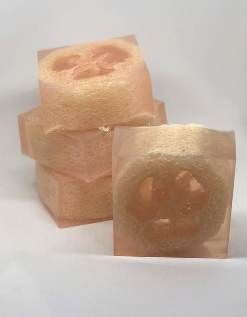 Grapefruit Mint Loofah