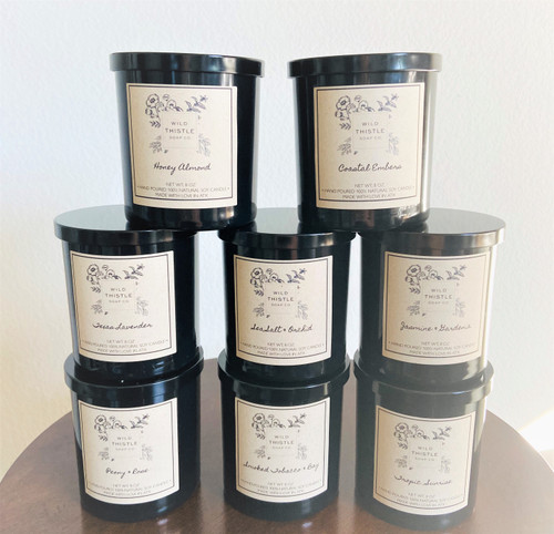 Texas Lavender Soy Candle