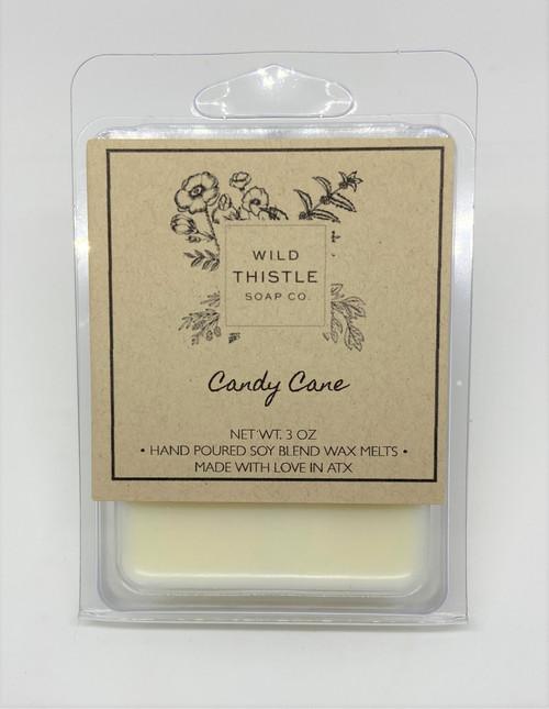 Candy Cane Wax Melts