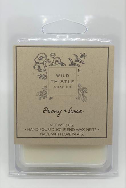 Peony & Rose Wax Melts