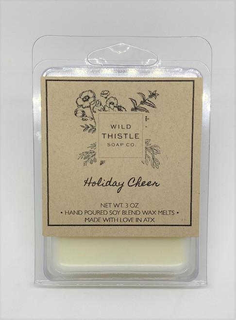 Holiday Cheer Wax Melts